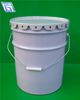 20L Good storage Reliably Sealing steel barrel