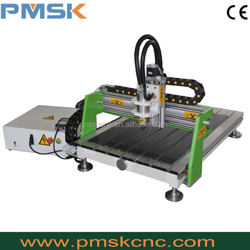 PMSK diy cnc router machine with best price cnc milling machine 3-axis
