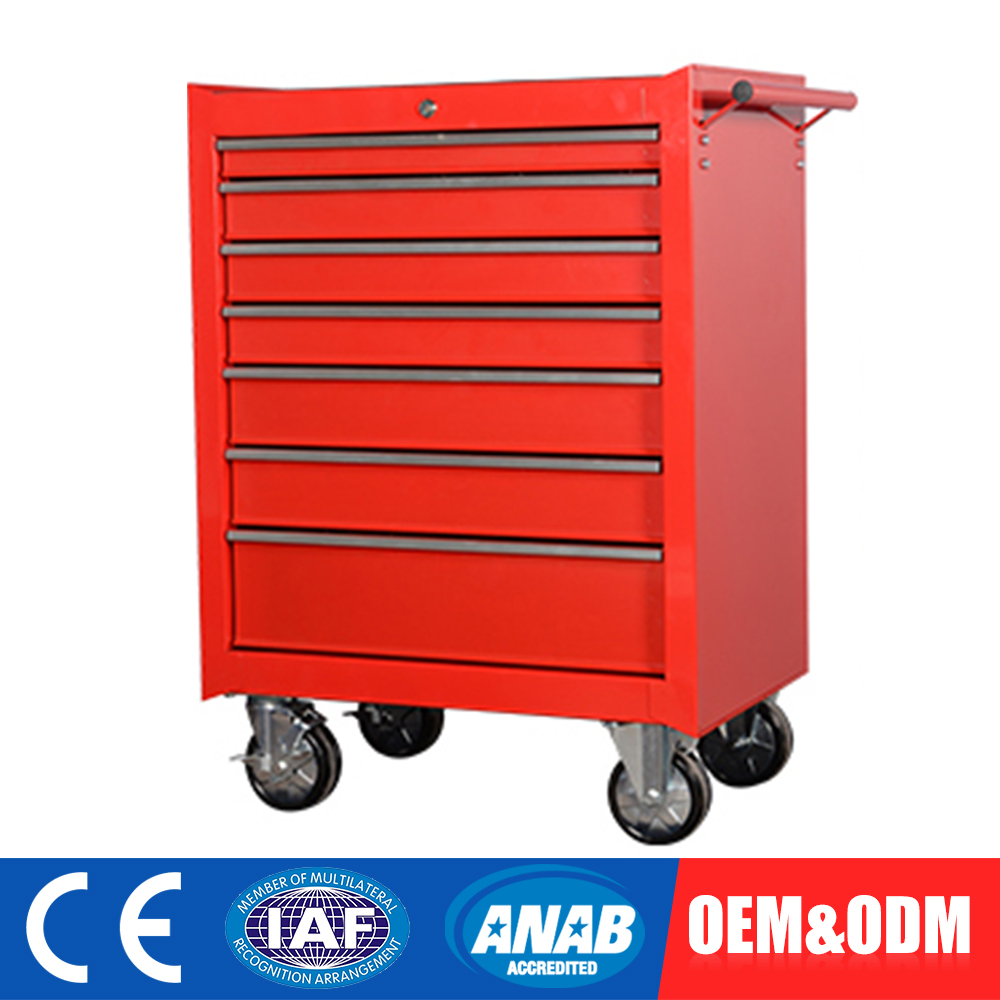 Top Quality Tailored Steel Trolley Storage Workbench Tool Cabinet Chest Box