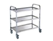 Hotel trolley room housekeeping carts service trolley for Hotel room service cart