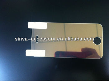 Factory supply Tempered glass screen protector,Untra clear toughened glass for iphone 5