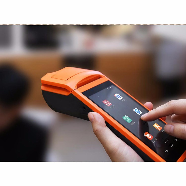 Portable Wireless Receipt Printer for 5.5 inch Micro usb port Android System WIFI GPRS Bluetooth Printer