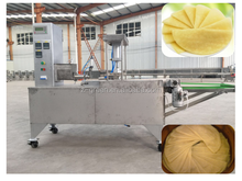 Fully automatic portable chapati making machine