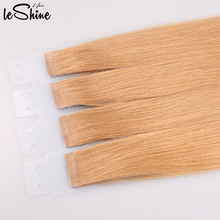 2018 New Arrival 100% European Unprocessed Wholesale Virgin Brazilian Hair Tape Hair Extension