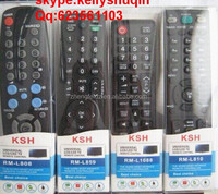 lcd led universal remote control for tv HUAYU remote control