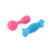 Hot sale Non-toxic bite pet toys , interactive training squeaky dog TPR chew toy