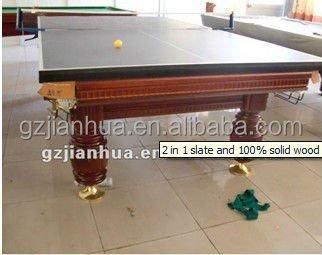 haute qualit 2 en 1 multi table de jeu pour adultes tables de snooker billard id de produit. Black Bedroom Furniture Sets. Home Design Ideas