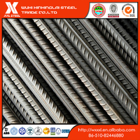 deformed reinforcing steel bars AISI ASTM BS,hot rolling structural steel bars