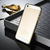 newest mental frame cover cases for iphone 5 5g mental case