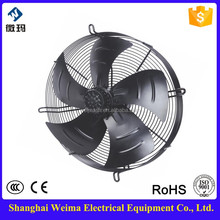 YWF4E500 Energy Saving External Rotor Axial Fan Motors For Air Conditioner
