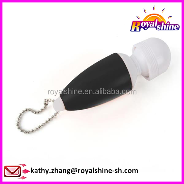 Handy Body Massage Female Sex Vibrator Black Mini AV Sex Product