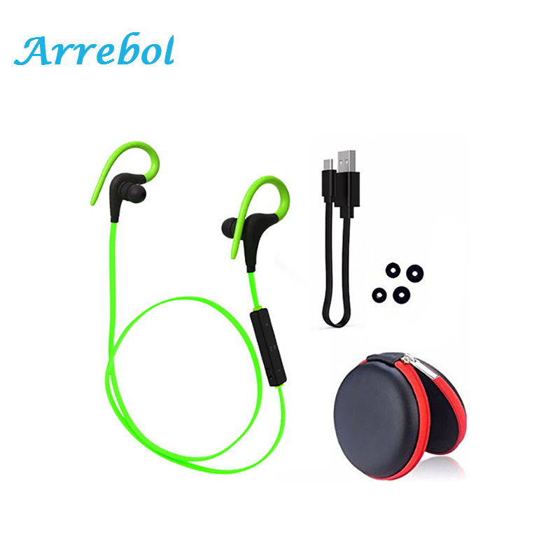 OEM Mini In Ear Wireless Earphone Stereo Hook Earphone with MIC