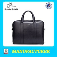 new simple black leather tote bags shoulder bags for men 2014 2015