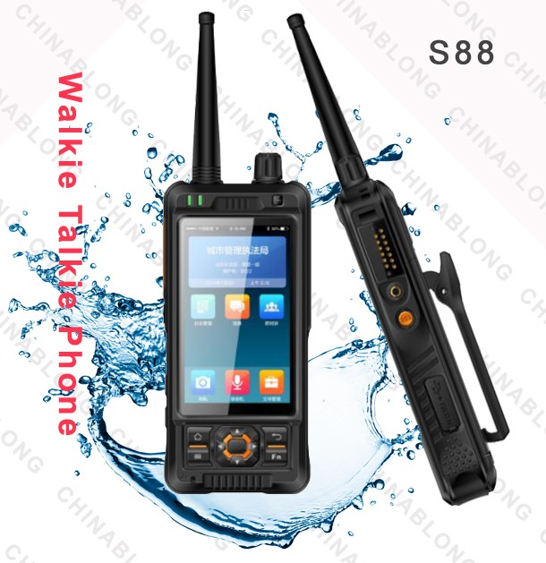 online shop alibaba 4G UHC Dual Band Radio,Waterproof Dual Band Mobile Ham Radio, Memory 32G Dmr Transceiver