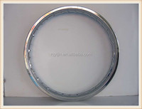 WM type Double Welded Motorcycle Steel Wheel Rim 2.75-16