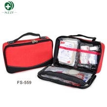 New design hot sale surgical supplies military mini box first aid kit