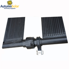 High quality black hose solar pool swimming water heater