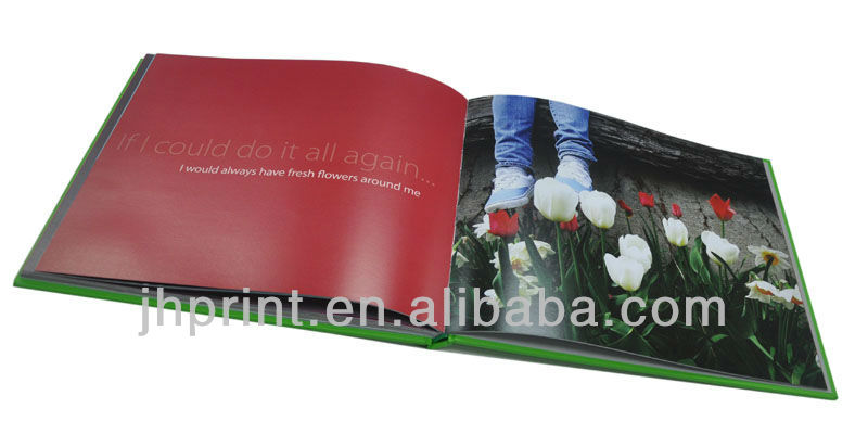 photo book print on demand books in shenzhen