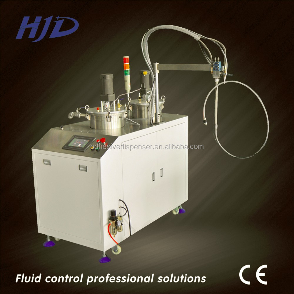 epoxy glue potting and dispensing machine