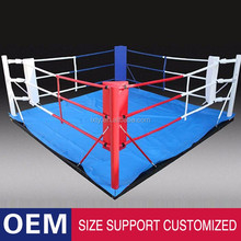 professional FLOOR MOUNTED boxing ring
