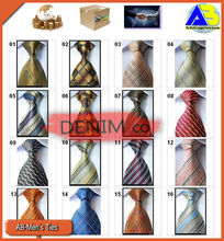 mens fashion brand nylon tie