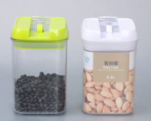 Wholesaler 0.8L air seal food container