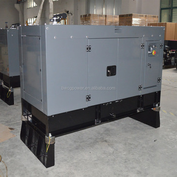 Canopy 30KVA diesel generator with stamford alternator