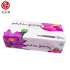 Wholesale cheap price custom package hot sale soft sanitary box facial tissue paper