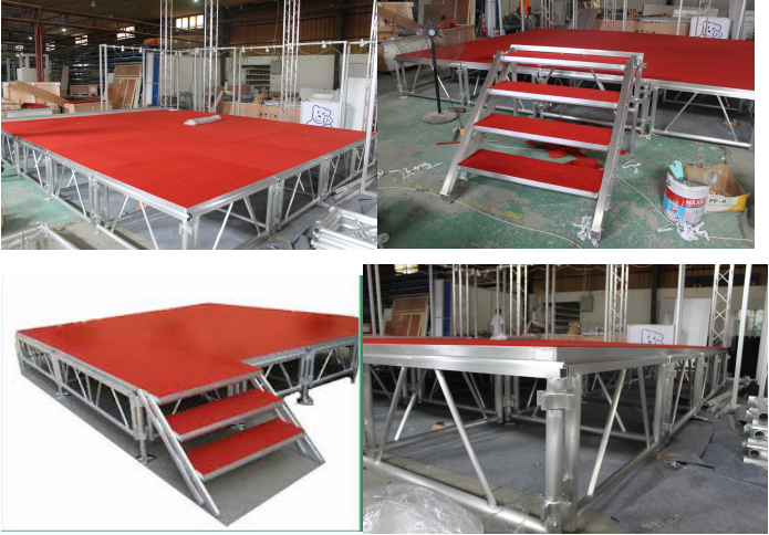 Aluminum stage truss,roof truss,circle roof truss systems #003