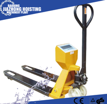 scale pallet Jack hand pallet Jack industrial price