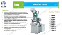 Advanced technology desktop plastic injection molding machine price