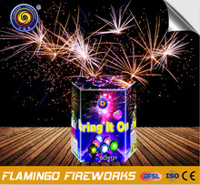 new year occasions fireworks cakes for wholesale 13 shots