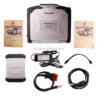 TaiwanPorsche Factory Made Piwis Tester II Diagnostic Tool With CF31 Laptop with Latest Software V16.2