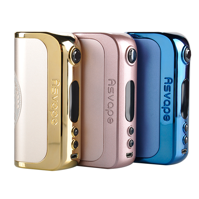Fashionable Asvape Strider 75w Mod Vaping with American VO75 Chipset