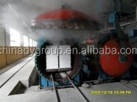 high profit AAC block equipment/light weight flyash brick making machine