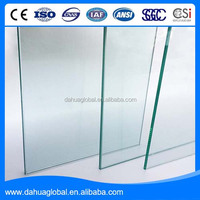 Customized Flat Tempered Glass
