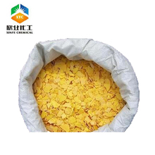 sodium sulphide yellow flakes msds manufacturers for reducing agent in China