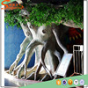 natural plastic tree trunk and artificial tree trunk decoration