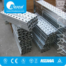 International Unistrut Business Galvanized Punching Strut Channel Certification