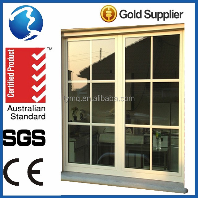 Aluminum Arched Casement Window