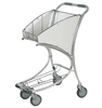 Modern design three Casters Airport Trolley/Three Wheels Airport Cart/Traveller Airport Trolley