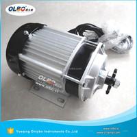 dc brushless electric motorcycle motor