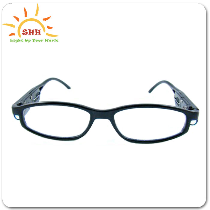 New product 2016 Rechargeable Led Reading Glasses for gift items, Led Reading Light Glasses for promotional gifts