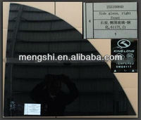 kinglong bus front windshield glass