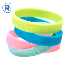 Hot new products woven wristband 860-960mhz with individual generators