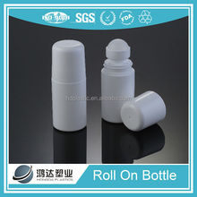 25.4mm small Plastic Solid roll-on deodorant Perfume bottle