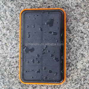 HOT Selling Solar Power Bank with External Battery 10000mah