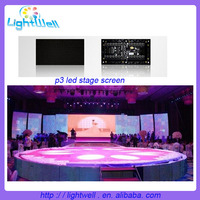 smd hdmi video wall 64x32 led display module dot matrix p3 led wall