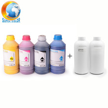 1000ml Stable and Vivid printing Textile printing ink for Epson 4000 4800 4880 Printer