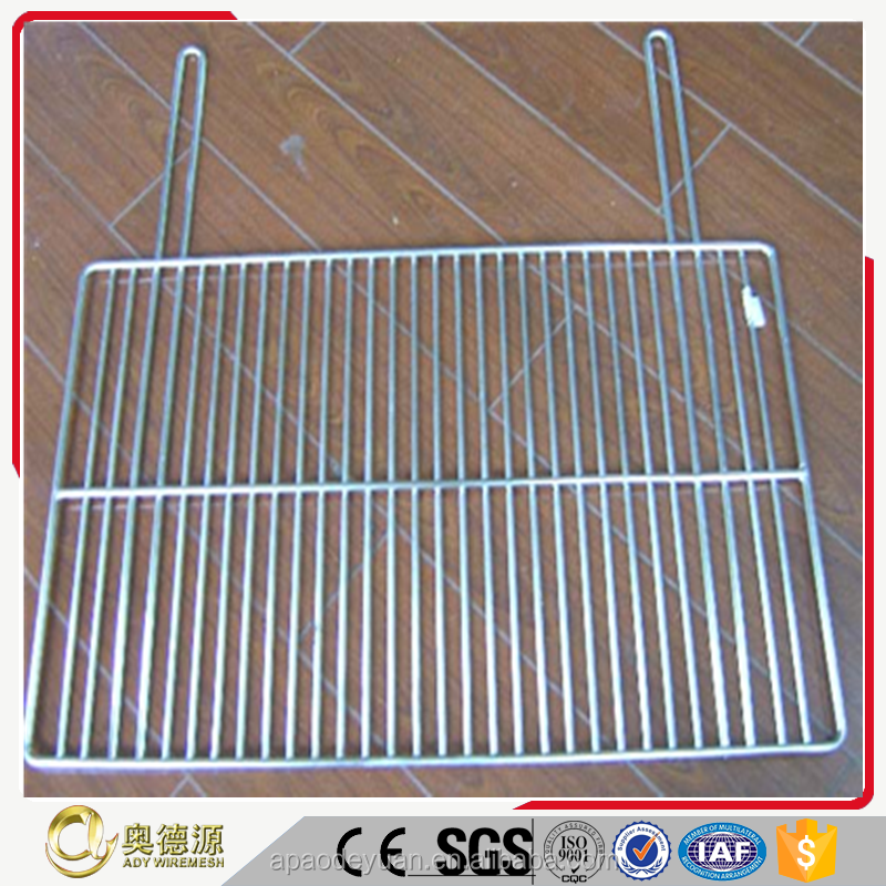 Summer Outdoor camping BBQ galvanized barbecue grill wire mesh / Netting